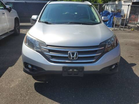2013 Honda CR-V for sale at OFIER AUTO SALES in Freeport NY