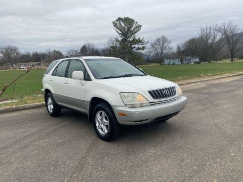 2001 Lexus RX 300 for sale at Tennessee Valley Wholesale Autos LLC in Huntsville AL