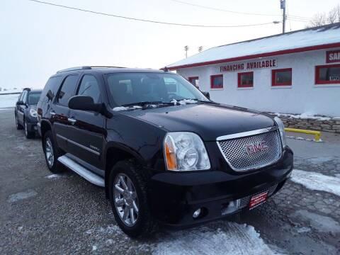 2012 GMC Yukon for sale at Sarpy County Motors in Springfield NE
