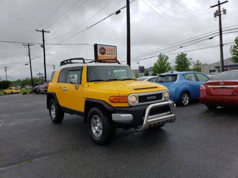 2008 Toyota FJ Cruiser for sale at Cars 4 Grab in Winchester VA