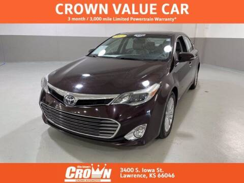 2013 Toyota Avalon Hybrid for sale at Crown Automotive of Lawrence Kansas in Lawrence KS