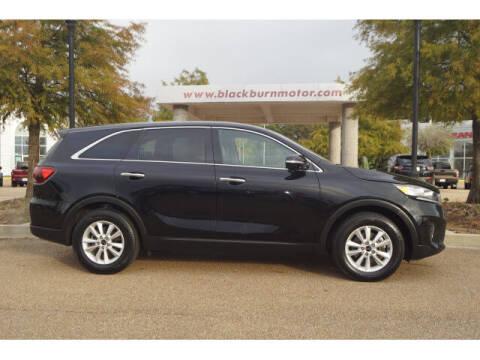 2019 Kia Sorento for sale at BLACKBURN MOTOR CO in Vicksburg MS