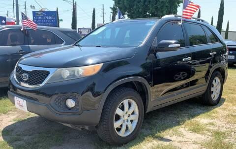 2011 Kia Sorento for sale at Rivera Auto Group in Spring TX