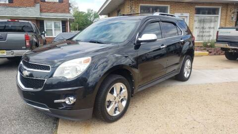 2012 Chevrolet Equinox for sale at A.C. Greenwich Auto Brokers LLC. in Gibbstown NJ