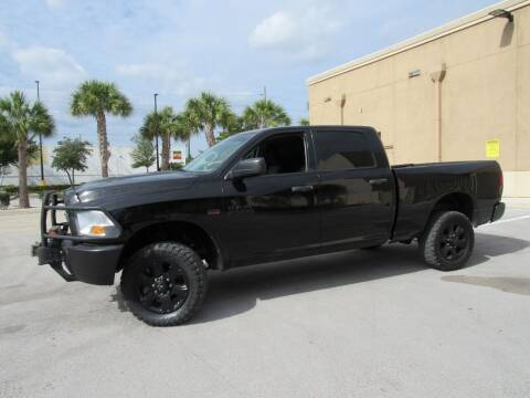 2012 RAM Ram Pickup 2500 for sale at Easy Deal Auto Brokers in Hollywood FL