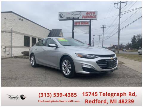 2019 Chevrolet Malibu for sale at The Family Auto Finance in Redford MI