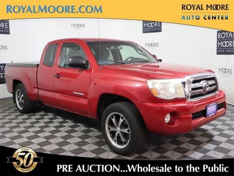 2010 Toyota Tacoma for sale at Royal Moore Custom Finance in Hillsboro OR