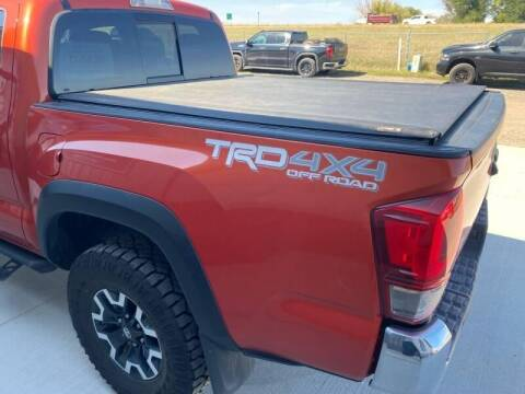 2017 Toyota Tacoma for sale at Platinum Car Brokers in Spearfish SD