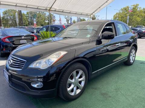 2010 Infiniti EX35 for sale at San Jose Auto Outlet in San Jose CA