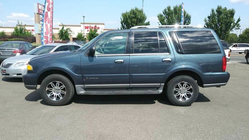 2000 Lincoln Navigator for sale at 509 Auto Sales in Kennewick WA