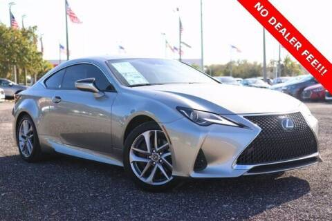 2019 Lexus RC 300 for sale at JumboAutoGroup.com in Hollywood FL