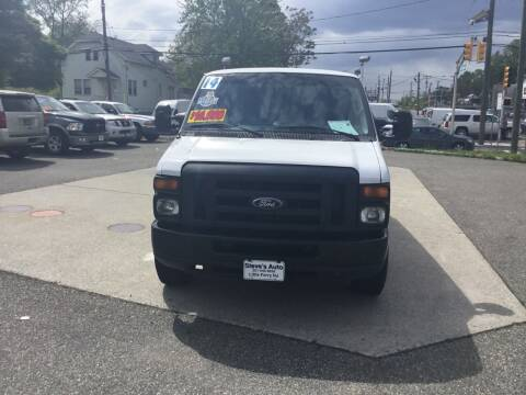 2014 Ford E-Series Cargo for sale at Steves Auto Sales in Little Ferry NJ