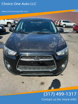 2014 Mitsubishi Outlander Sport for sale at Choice One Auto LLC in Beech Grove IN