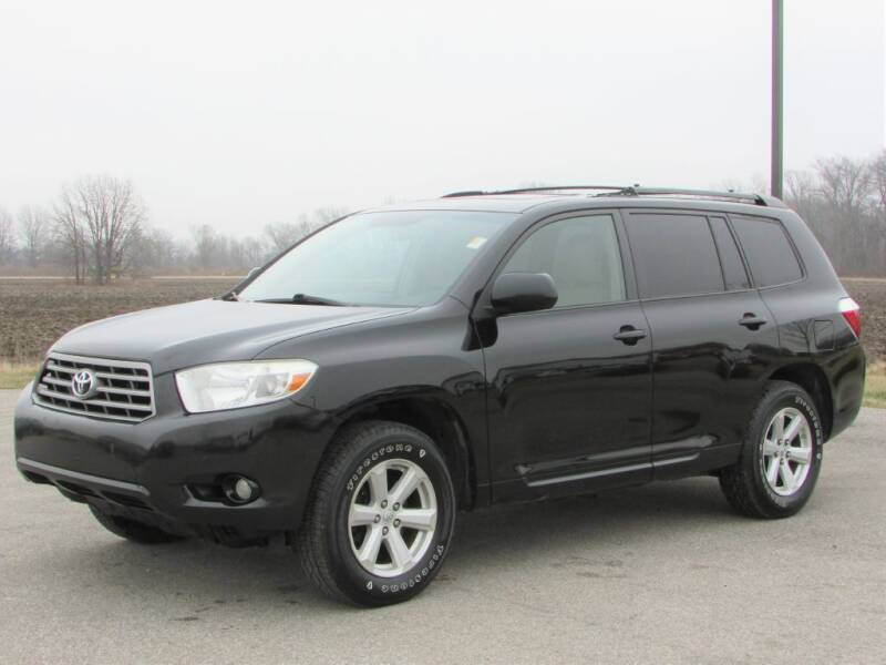 2010 Toyota Highlander for sale at 42 Automotive in Delaware OH