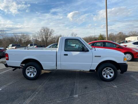 2009 Ford Ranger for sale at Rick's R & R Wholesale, LLC in Lancaster OH