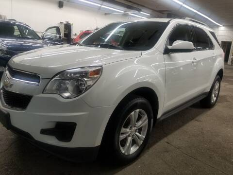2013 Chevrolet Equinox for sale at DALE'S AUTO INC in Mount Clemens MI