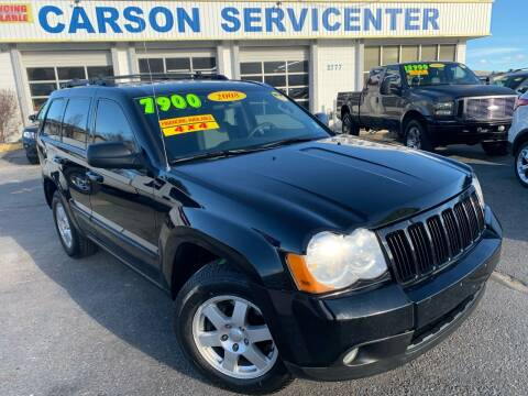 2008 Jeep Grand Cherokee for sale at Carson Servicenter in Carson City NV