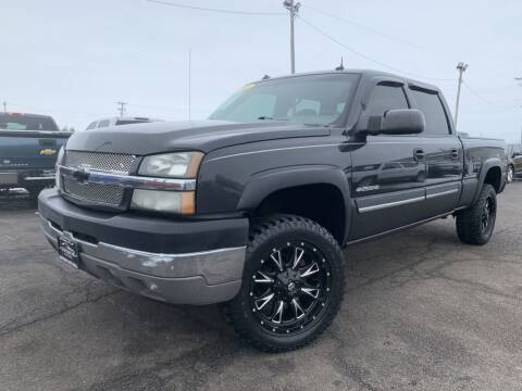 2003 Chevrolet Silverado 2500HD for sale at Superior Auto Mall of Chenoa in Chenoa IL