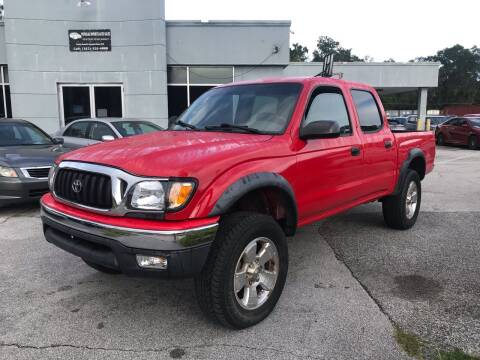 2002 Toyota Tacoma for sale at Popular Imports Auto Sales in Gainesville FL