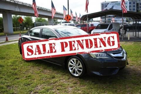 2016 Acura ILX for sale at STS Automotive - Miami, FL in Miami FL