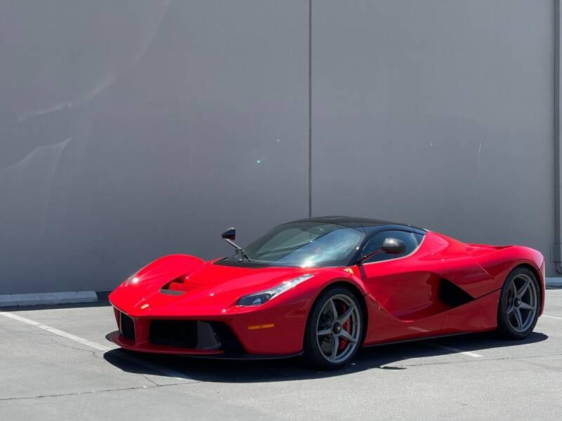 2014 Ferrari LaFerrari for sale at Corsa Exotics Inc in Montebello CA