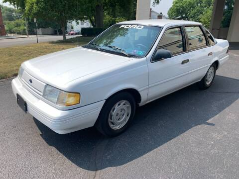 1994 Ford Tempo for sale at On The Circuit Cars & Trucks in York PA
