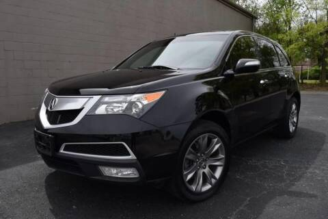 2013 Acura MDX for sale at Precision Imports in Springdale AR