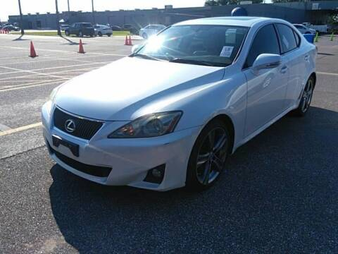 2012 Lexus IS 250 for sale at KAYALAR MOTORS in Houston TX