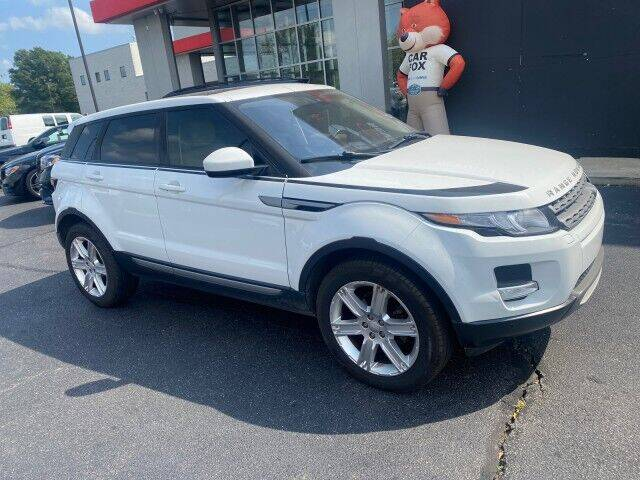 2015 Land Rover Range Rover Evoque for sale at Car Revolution in Maple Shade NJ