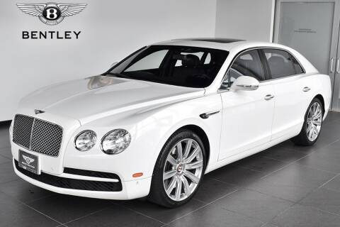 2015 Bentley Flying Spur for sale at Bespoke Motor Group in Jericho NY