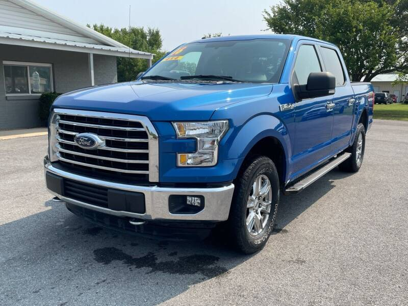 2016 Ford F-150 for sale at Jacks Auto Sales in Mountain Home AR