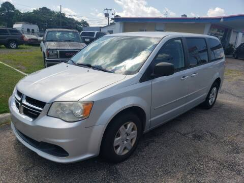2011 Dodge Grand Caravan for sale at Americar in Virginia Beach VA