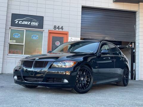 2008 BMW 3 Series for sale at Z Carz Inc. in San Carlos CA