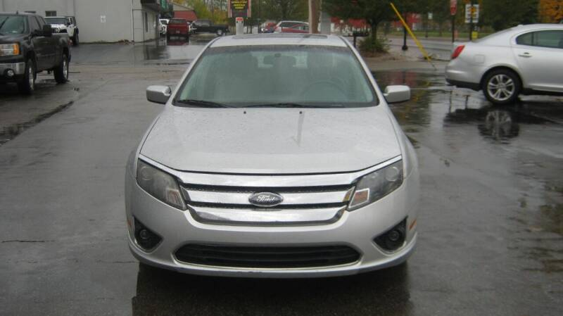 2010 Ford Fusion for sale at SOUTHERN AUTO GROUP, LLC in Grand Rapids MI
