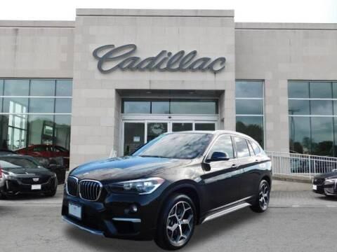 2018 BMW X1 for sale at Radley Cadillac in Fredericksburg VA