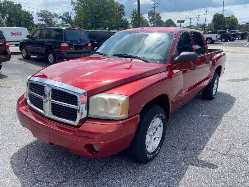 2006 Dodge Dakota for sale at Brewster Used Cars in Anderson SC