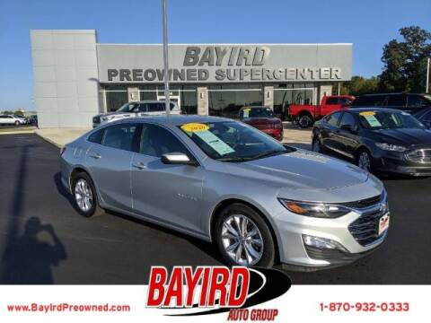 2020 Chevrolet Malibu for sale at Bayird Truck Center in Paragould AR