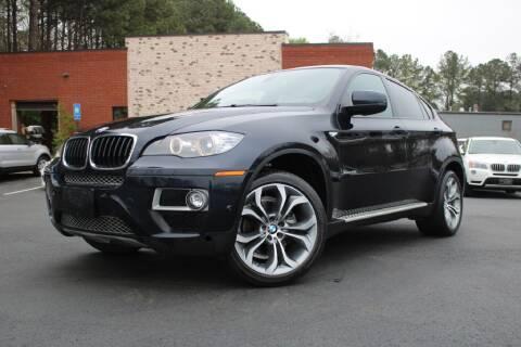 2013 BMW X6 for sale at Atlanta Unique Auto Sales in Norcross GA