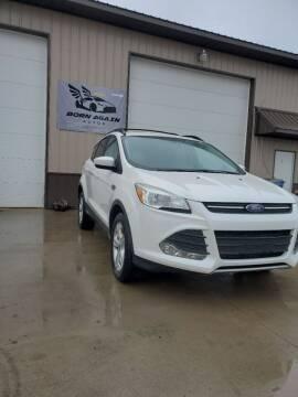 2013 Ford Escape for sale at Born Again Auto's in Sioux Falls SD