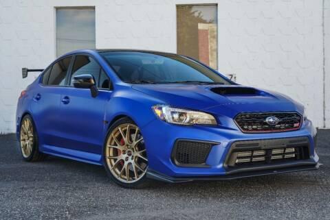 2018 Subaru WRX for sale at Vantage Auto Wholesale in Moonachie NJ