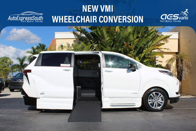 2021 Toyota Sienna for sale in Fort Myers, FL