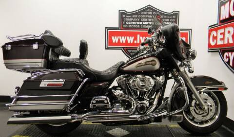 2007 Harley-Davidson ELECTRA GLIDE CLASSIC for sale at Certified Motor Company in Las Vegas NV