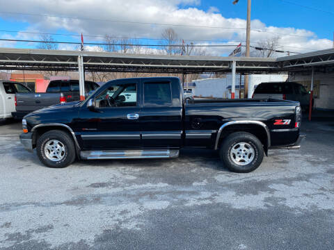 2000 Chevrolet Silverado 1500 for sale at Lewis Used Cars in Elizabethton TN