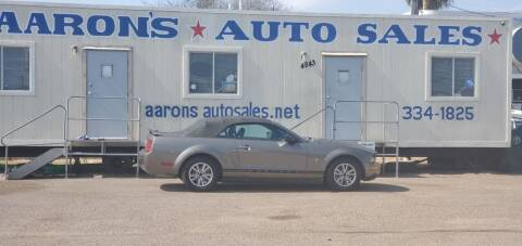 2005 Ford Mustang for sale at Aaron's Auto Sales in Corpus Christi TX