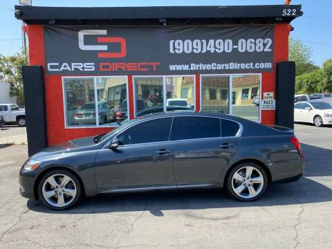 2008 Lexus GS 350 for sale at Cars Direct in Ontario CA