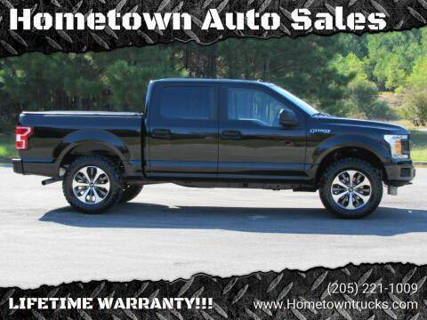 2019 Ford F-150 for sale at Hometown Auto Sales - Trucks in Jasper AL