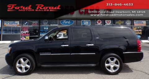 2011 Chevrolet Suburban for sale at Ford Road Motor Sales in Dearborn MI