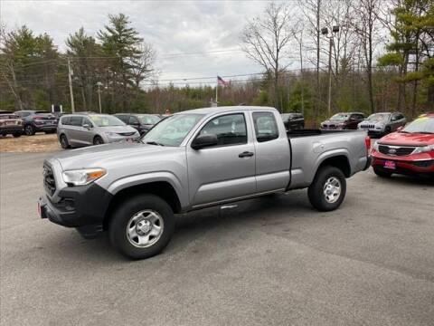 2017 Toyota Tacoma for sale at North Berwick Auto Center in Berwick ME