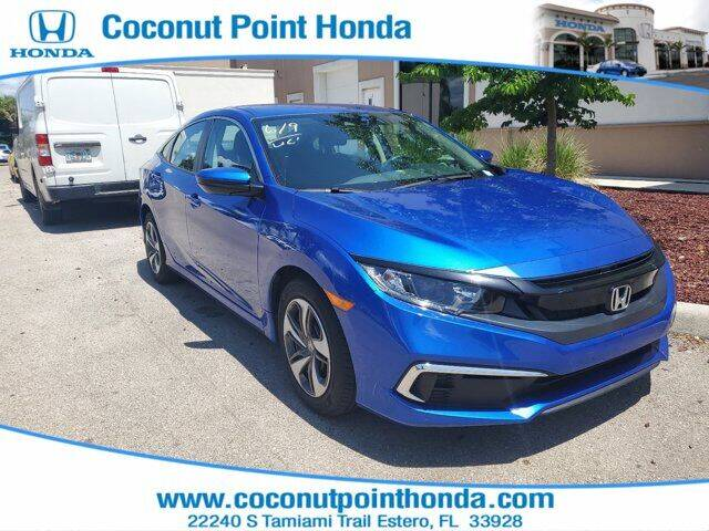 2019 Honda Civic for sale in Estero, FL