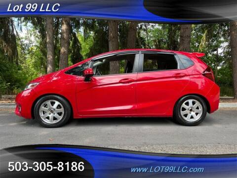 2016 Honda Fit for sale at LOT 99 LLC in Milwaukie OR